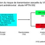Schéma de l'étude HPTN 052