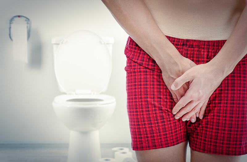 prostate sexualité érection fuite urinaire