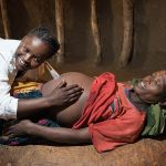 Sage-femme Afrique Grossesse accouchement